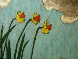 daffodilsinthefoothills